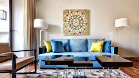Как выбрать хороший диван в гостиную
