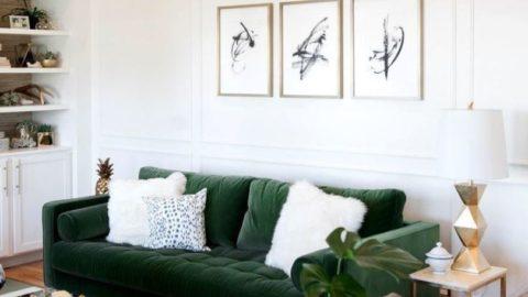 Выбор дивана для гостиной: определяющие критерии для выбора
