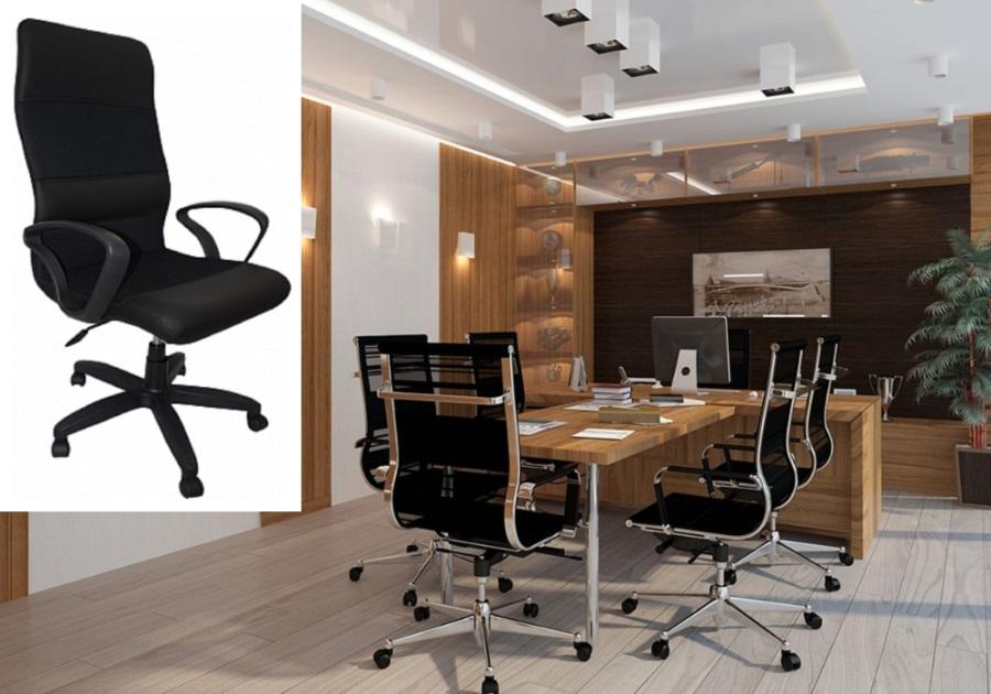 Кресла и стулья для офиса: что лучше, как правильно подобрать