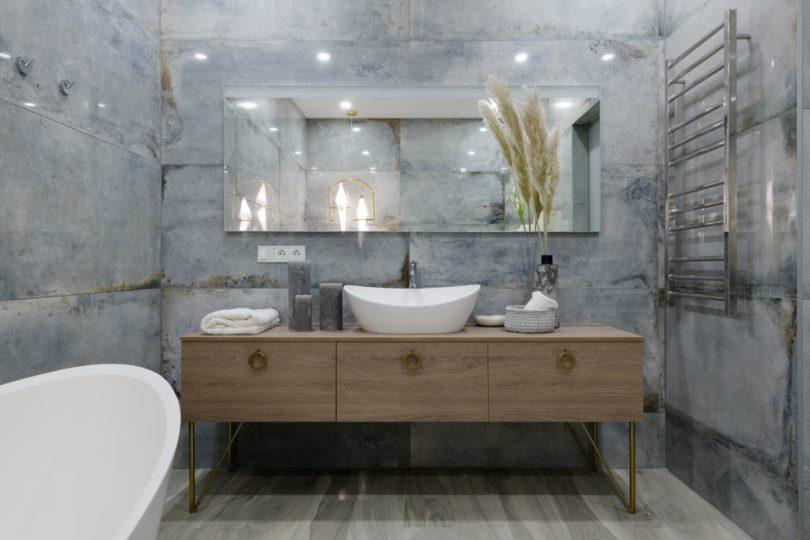 Дизайн-проект ванной