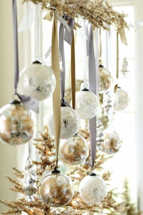 49 стильных идей для новогоднего оформления окон