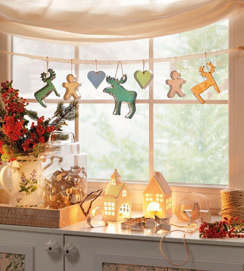 Новогодние картинки украшение комнаты, рисунки для