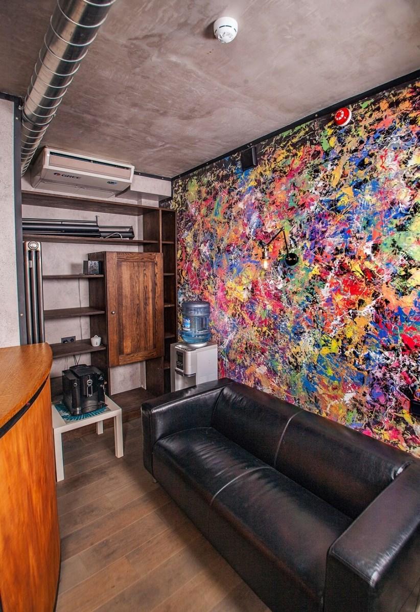 Интерьер офиса в Москве