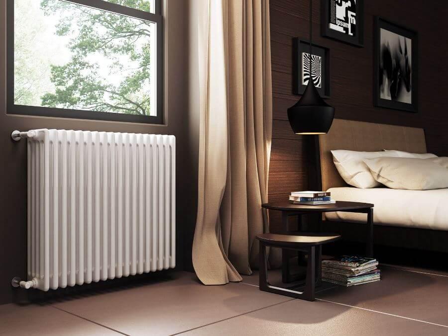 Радиаторы отопления, какие лучше для квартиры