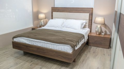 Новая коллекция современных спален фабрики «Мебель-Москва»