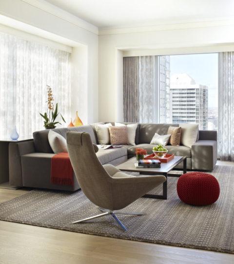 Как выбрать угловой диван для гостиной