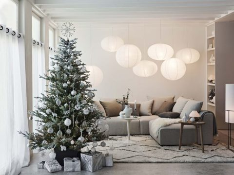 Как подобрать новогодний декор и игрушки, подходящие вашему интерьеру