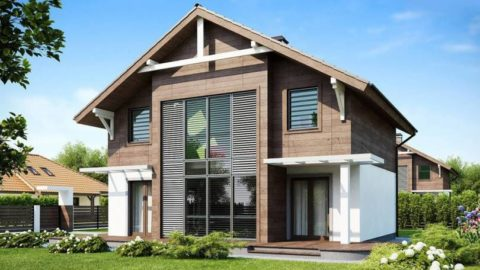 Проектирование загородного дома с компанией DOM4M