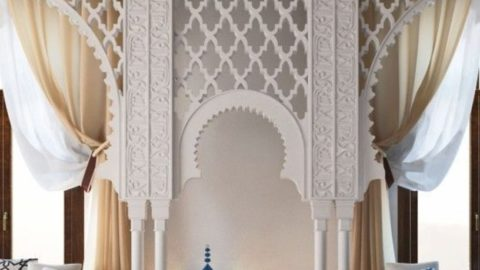 Тонкое дыхание востока: арабский стиль в европейском интерьере