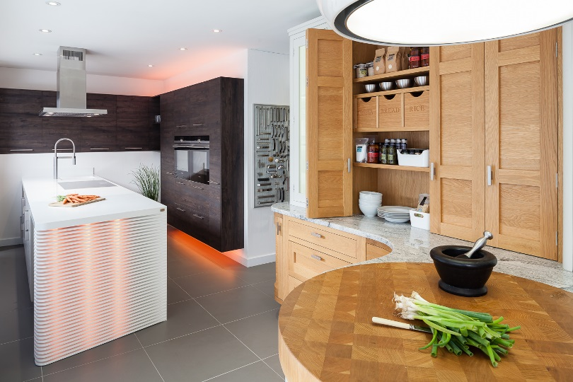 Удобное хранение на кухне