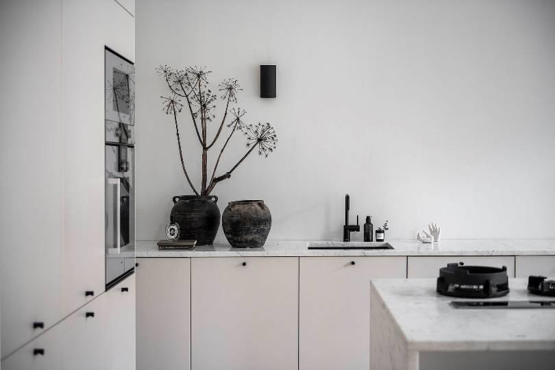 Минималистская кухня