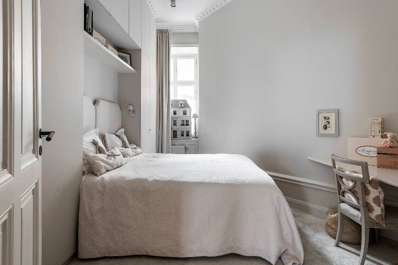 Современная спальня для девочки