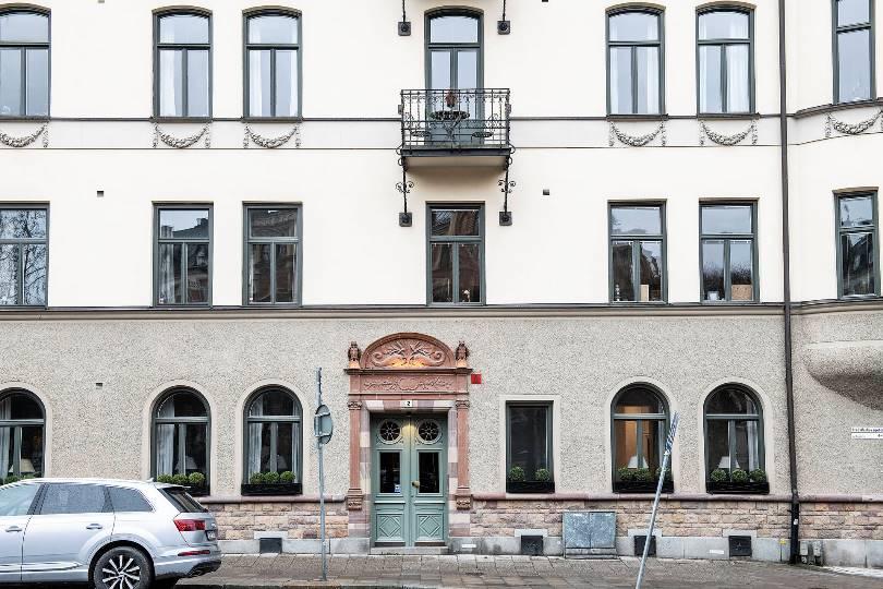 Дом в Стокгольме