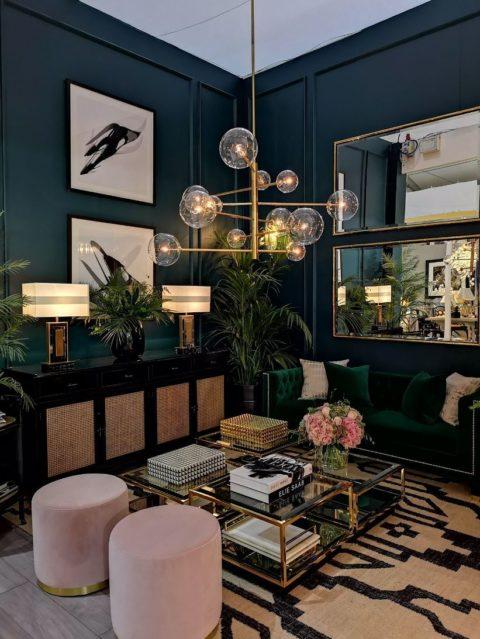 Выбор люстры и светильника под самые известные стили интерьера