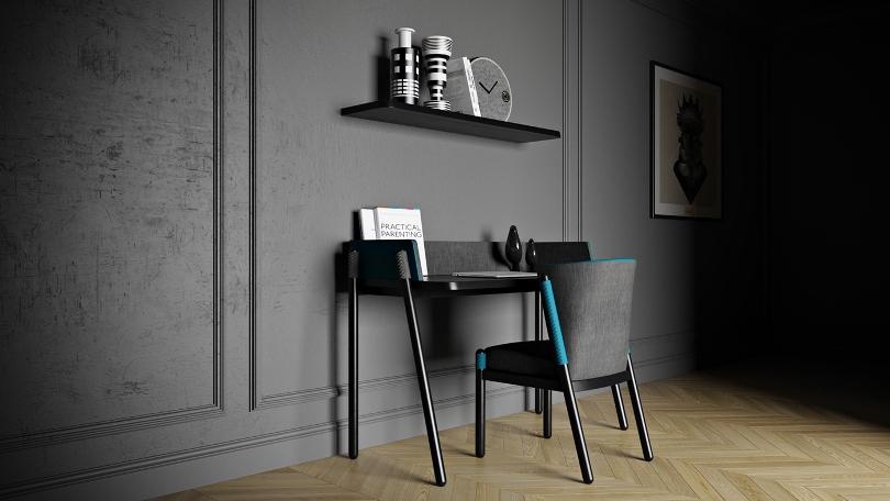 Стол от дизайнера Павла Ветрова