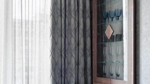 Квартира в Подмосковье в классическом стиле с мотивами современности