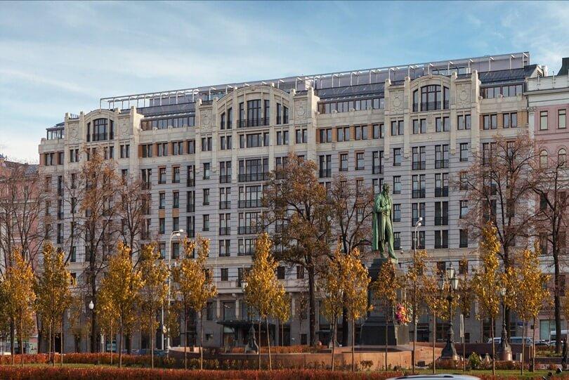 Отель СтандАрт